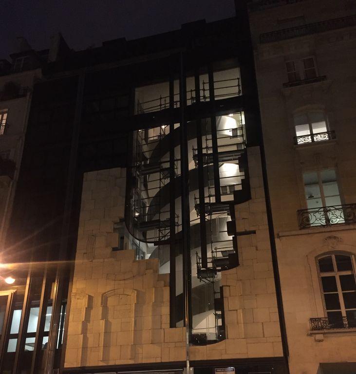 immeuble rue de Matignon