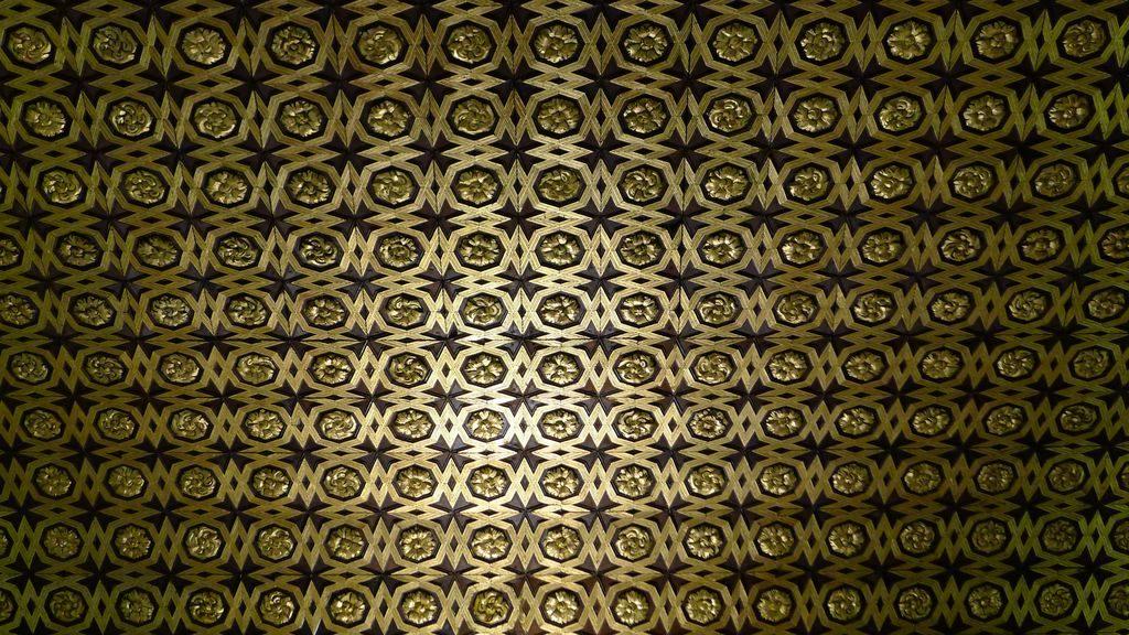 détail des plafonds
