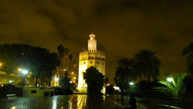 La tour del Oro
