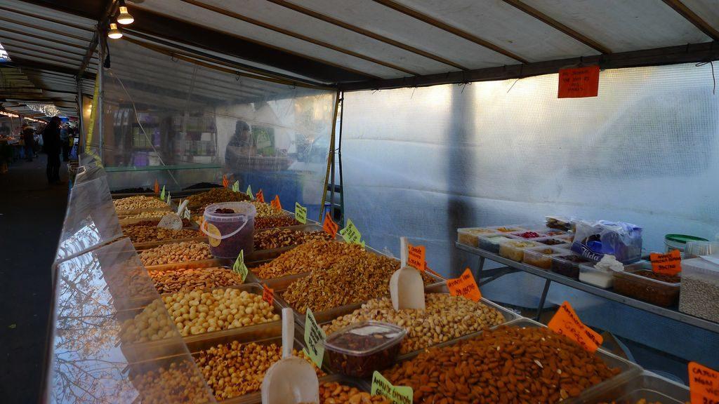 marché parisien