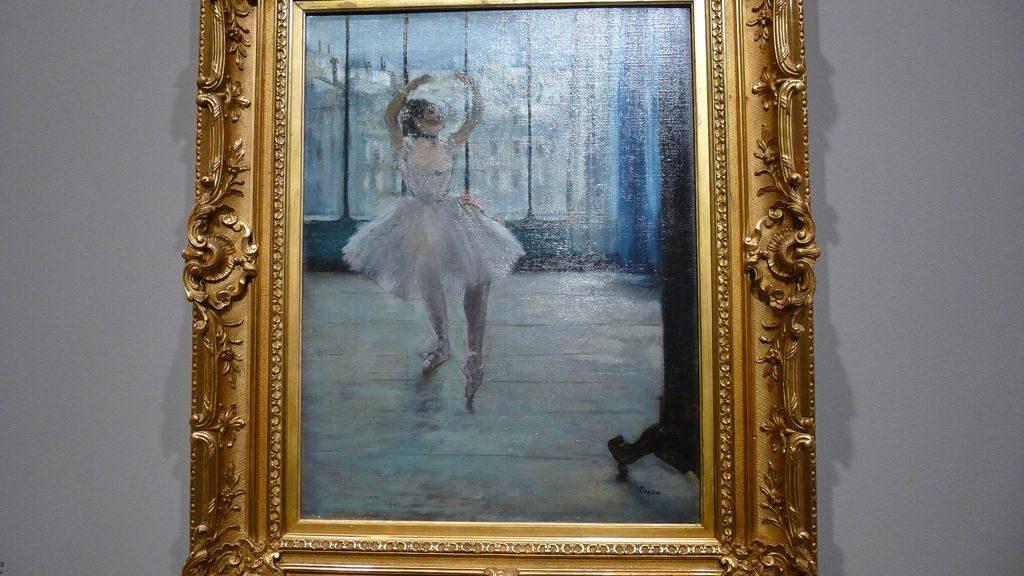 Danseuse de Degas