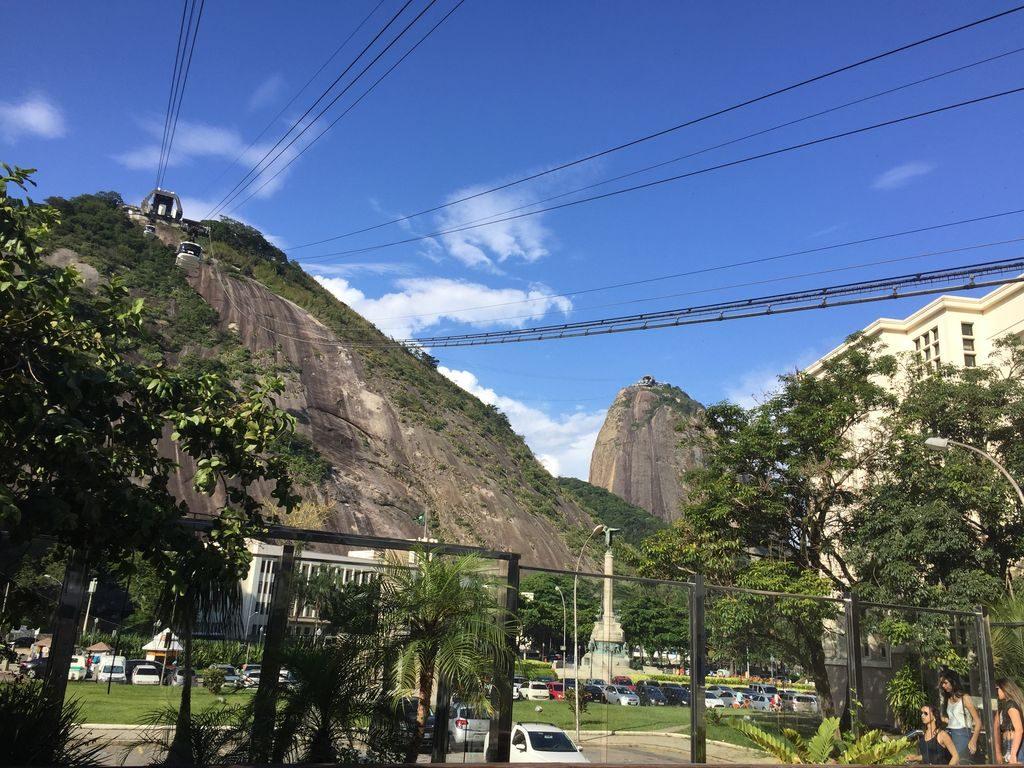 Le Funiculaire à Rio
