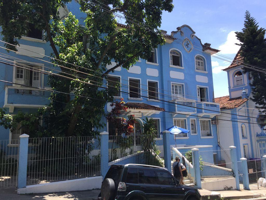 détail des maisons à Rio