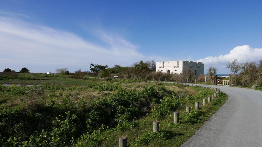 Fort du Grouin- Loix-île de Ré