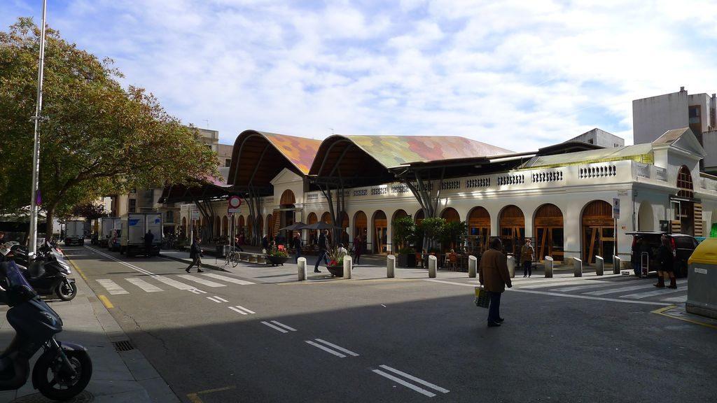 le marché de Sainte Catherine à Barcelone