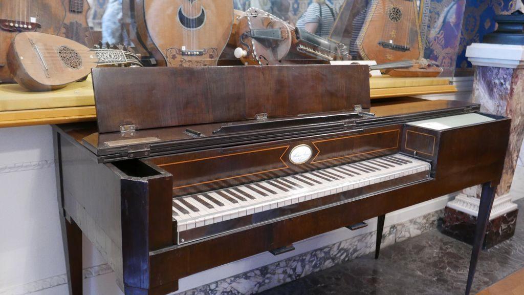 instrument de musique musée scala