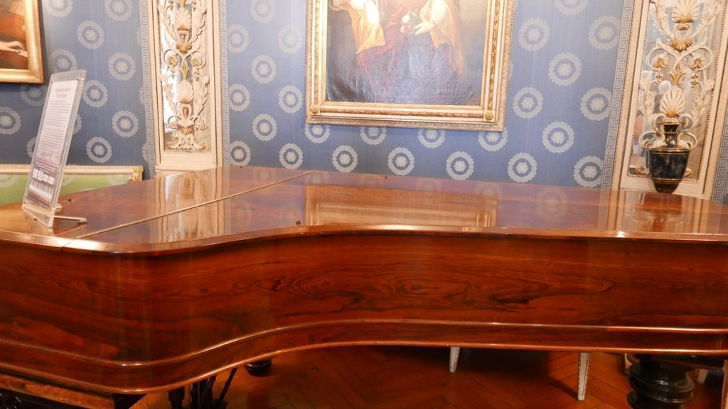 Piano de Liszt