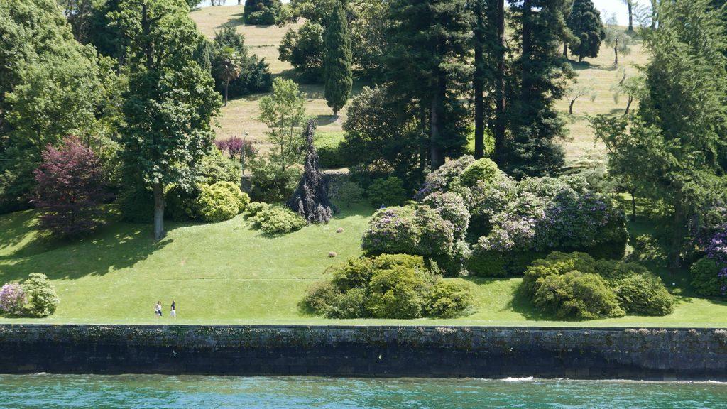 jardin botanique Lac de Côme