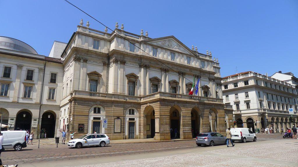 Bâtiment de la Scala