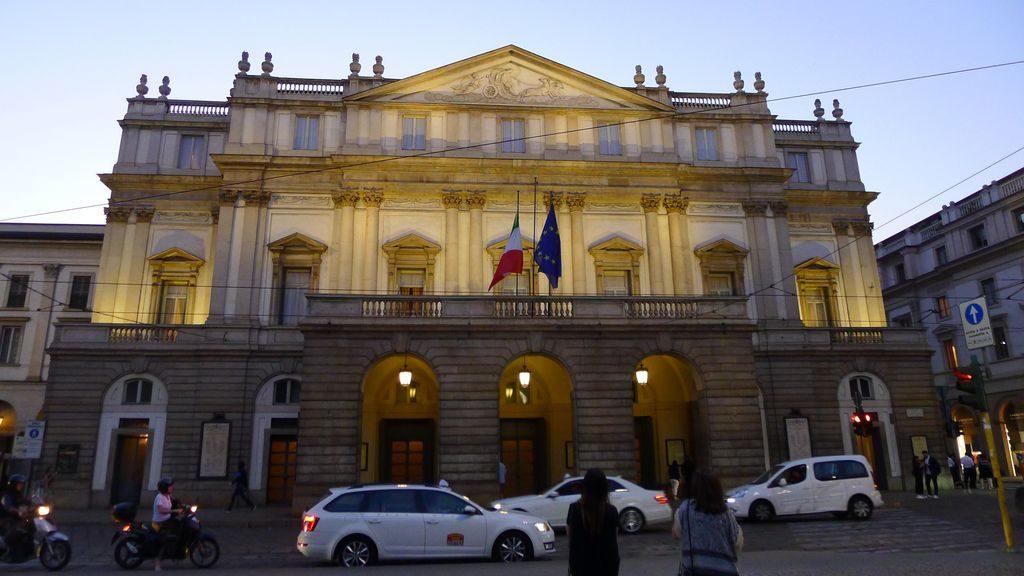 La Scala bâtiment extérieur