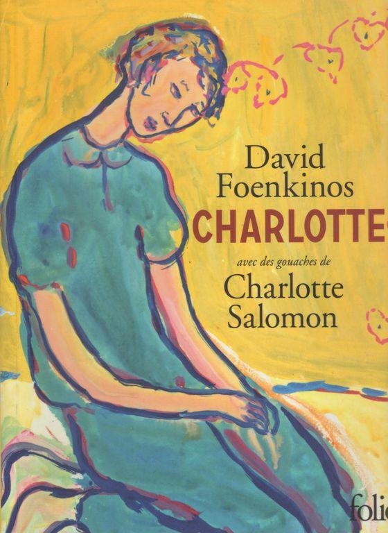 Livre Charlotte de David Foenkinos