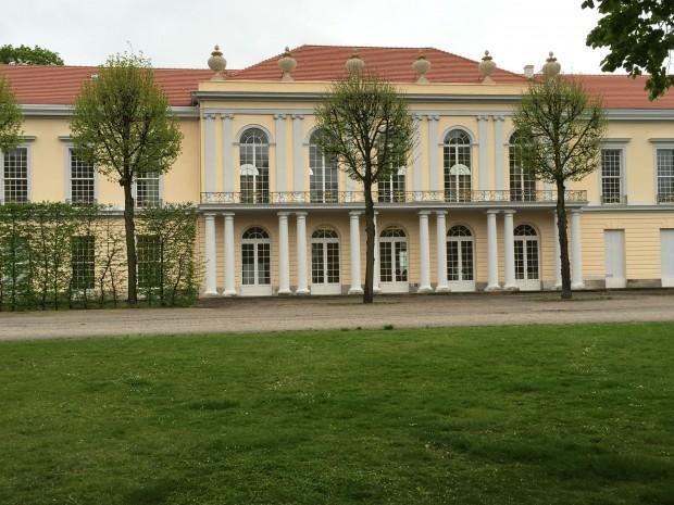 Le château de Charlottenbourg