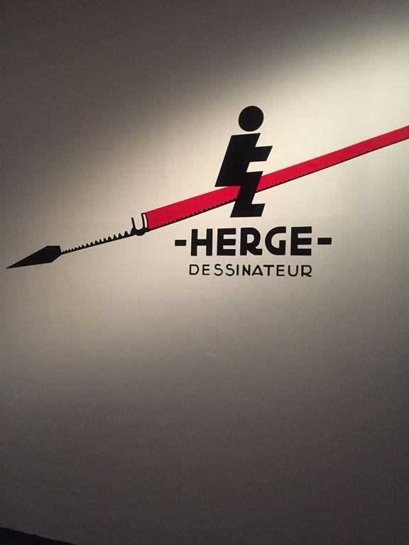 Logo Hergé